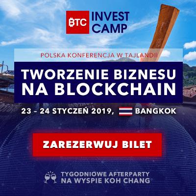 BTCInvestCamp Polska konferencja w Tajlandii tworzenie biznesu na blockchain