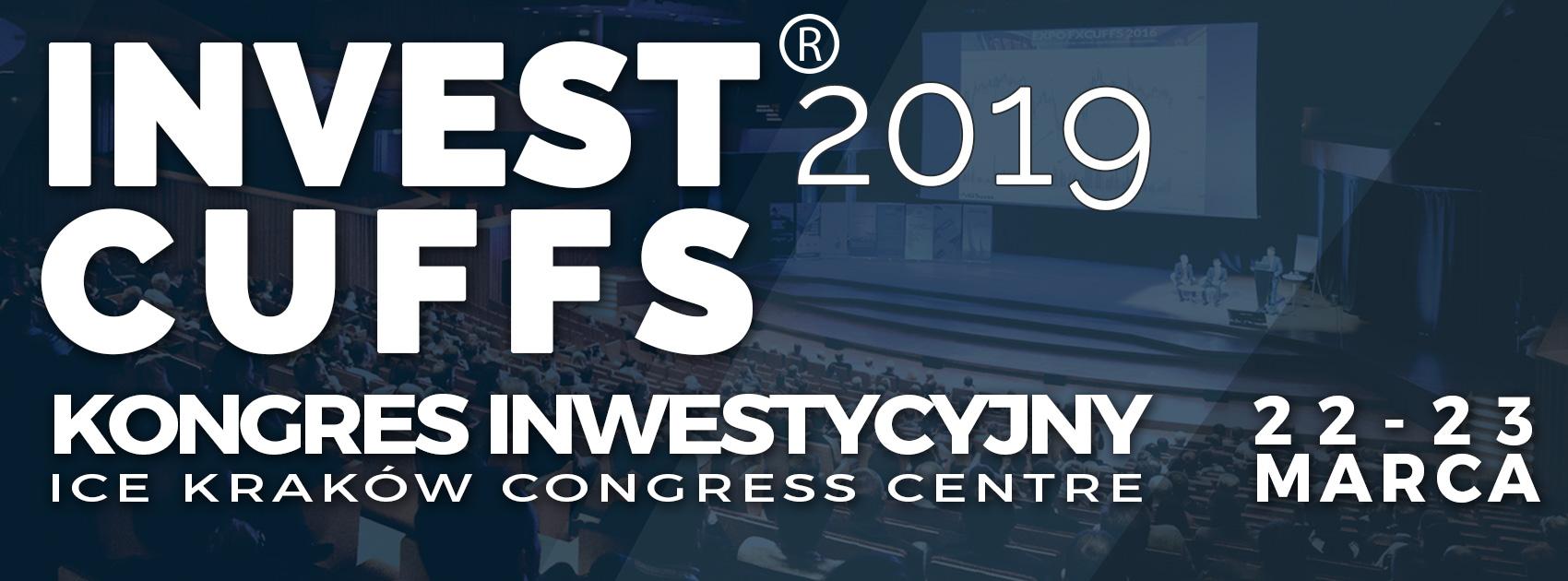 Invest Cuffs 2019 - Zarejestruj się