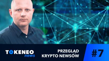Tokeneo.News #7 – Informacje ze świata Kryptowalut: Cena Bitcoina 6300usd, Draghi o kryptowalutach, Facebook i blockchain, hacking