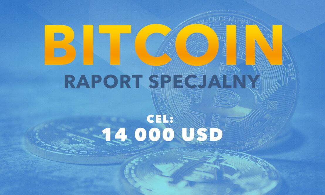 Raport Specjalny Bitcoina - wyliczenie kolejnego celu na BTC