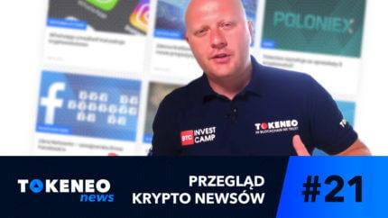 Tokeneo News#21 – Informacje ze świata kryptowalut
